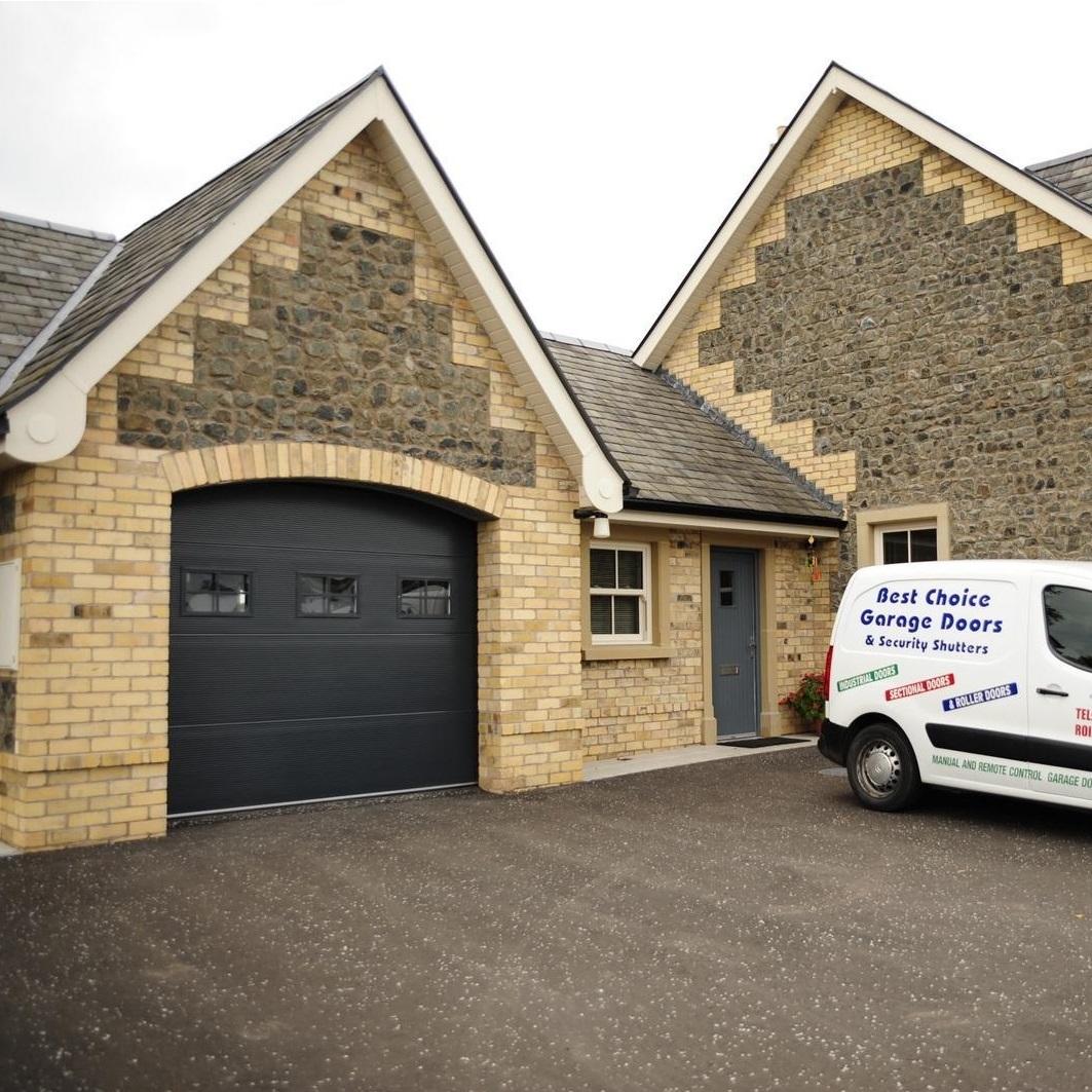 Best choice garage doors residential door for Insulated garage doors